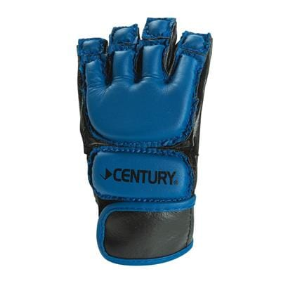 Century BRAVE Open Palm Glove L/XL (Black/Blue)