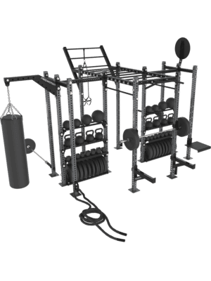 FreeMotion Fit Rig 12' Premium 3.0 Rig With Accessories