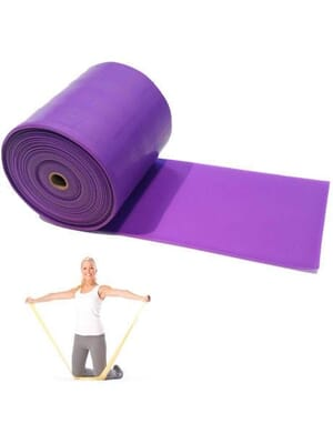 Element Fitness 82 Resistance Roll Level 2 Purple