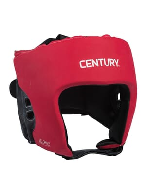 BRAVE MMA HEADGEAR RED/BLK S/M