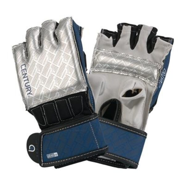 Century BRAVE Grip Bar Bag Glove L/XL (Black/Blue)