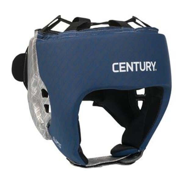 Century BRAVE Open Face Headgear S/M (Black/Grey)