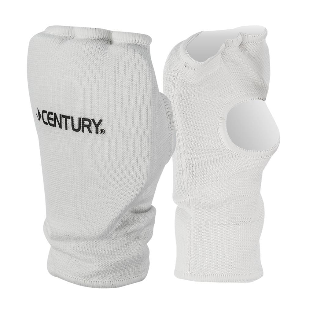Century cloth hand pad white