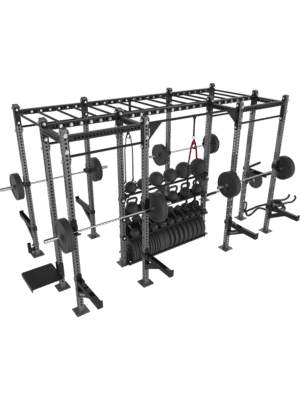 FreeMotion Fit Rig 14' Premium 4.0 Rig With Accessories