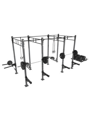 FreeMotion Fit Rig 14' Standard Rig With Accessories