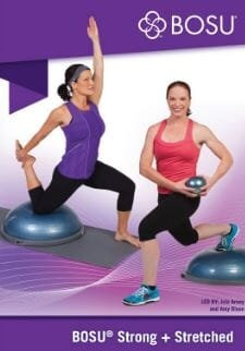 BOSU® STRONG + STRETCHED DVD