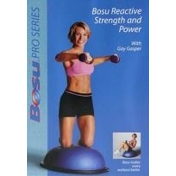 CLASSIC BOSU® REACTIVE STRENGTH AND POWER DVD