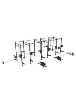 FreeMotion Fit Rig 24' Standard Rig With Accessories