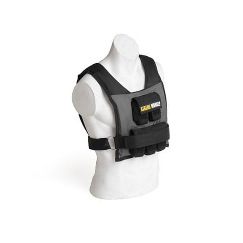 Xtreme Monkey 25lbs Commercial Micro Adjustable Weighted Vest