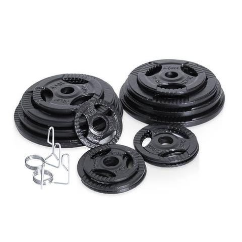 Xtreme Monkey Steel plate set 255lbs