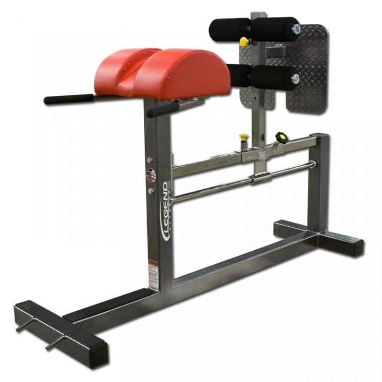 Legend Pro Series Glute/Ham Developer