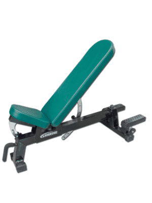 Legend Three Way Utility Bench with Spotter Platform