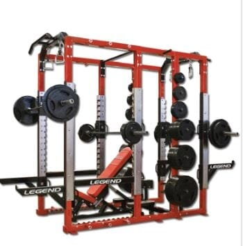 Pro Series Triple Power Cage