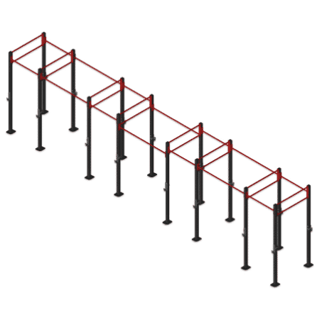 34-Foot Free-Standing Continuum Rig Package