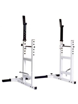 Pro Series 204 Squat Rack Bench Press-No Bench