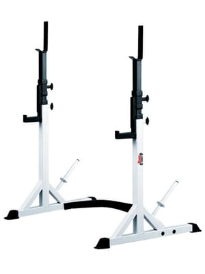 FT Press Squat Stands White