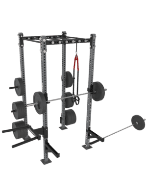 FreeMotion Fit Rig 4' Monkey Bar Rig With Accessories