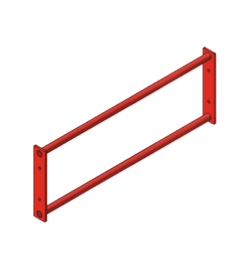 Continuum 4-Foot Double Bar Connector