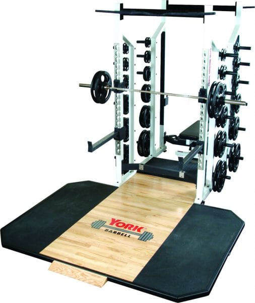 ST SO Inset for Double Half Rack (fits both sides) AND Triple Combo Rack (Half Rack Side) - 21.75""