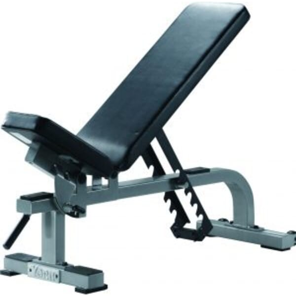ST Flat-to-Incline Bench - White