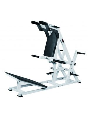 Lower Body Equipment ST Power Front Squat - Silver
