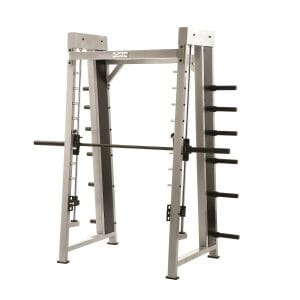 ST Counter Balanced Smith Machine - White