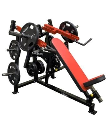 LeverEDGE Unilateral Converging Incline Chest Press