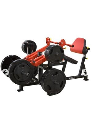 Legend LeverEDGE Unilateral Seated Tricep Press