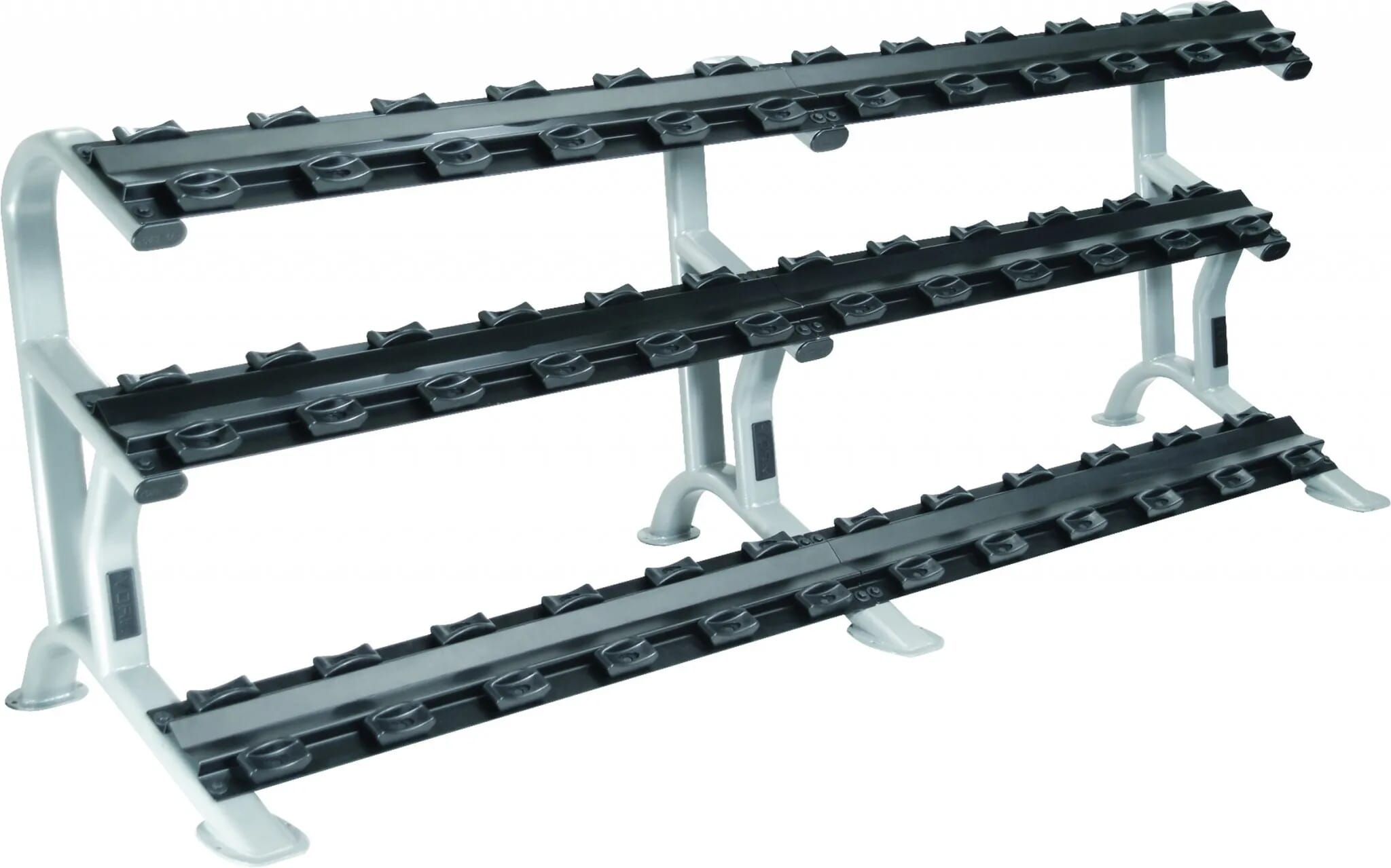 YORK 3 - Tier Tray Dumbbell Rack