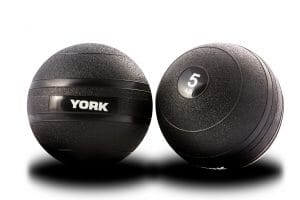 10 lb York Slam Ball - Black