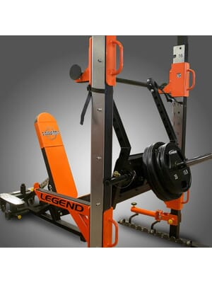 Legend Performance Series Stealth Leg Press