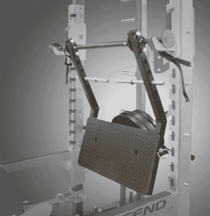 Legend Pro Series Stealth Leg Press/Sled