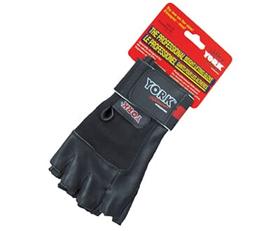 YORK The Professional Fitness Glove Extra Large
