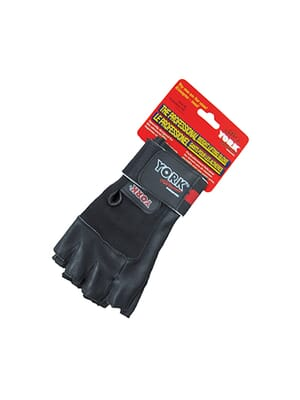 YORK Vented Back Fitness Glove Extra Large