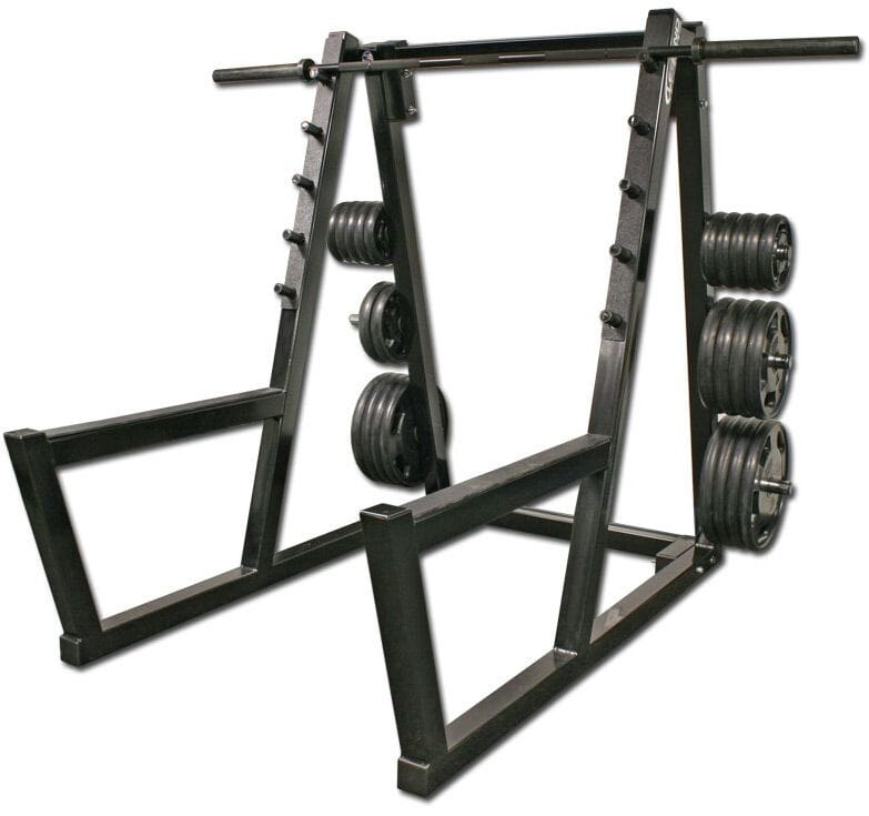 Legend Peg Squat Rack