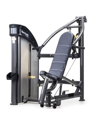 Sports Art Dual Function DF-208 PERFORMANCE MULTI PRESS