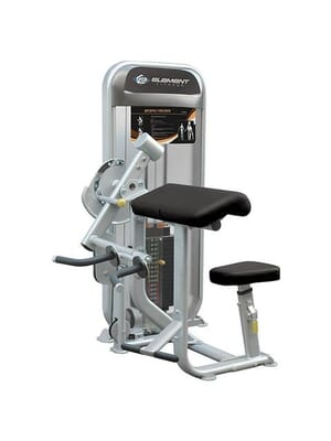 Carbon Dual Series Element Fitness Carbon Dual 9023 Bicep / Tricep