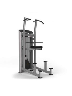 Platinum Series Weight Stack Machine Element Fitness Platinum 9520 Weight Assisted Chin/Dip
