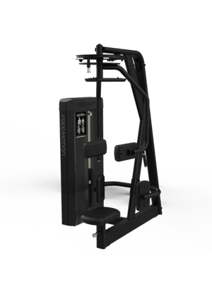 FreeMotion New ES Epic Selectorized Lateral Torso