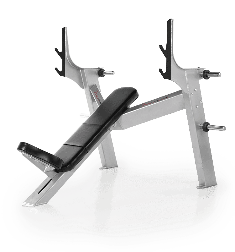 Free Motion Epic Free Weight Series Olympic Incline Bench
