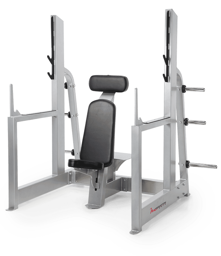 Free Motion Epic Free Weight Series Olympic Military Press