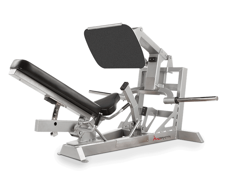 Free Motion Epic Free Weight Series Plate Loaded Leg Press