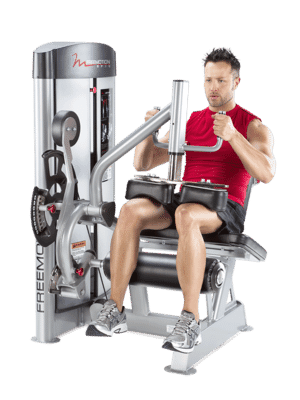 FreeMotion Epic Selectorized Leg Curl