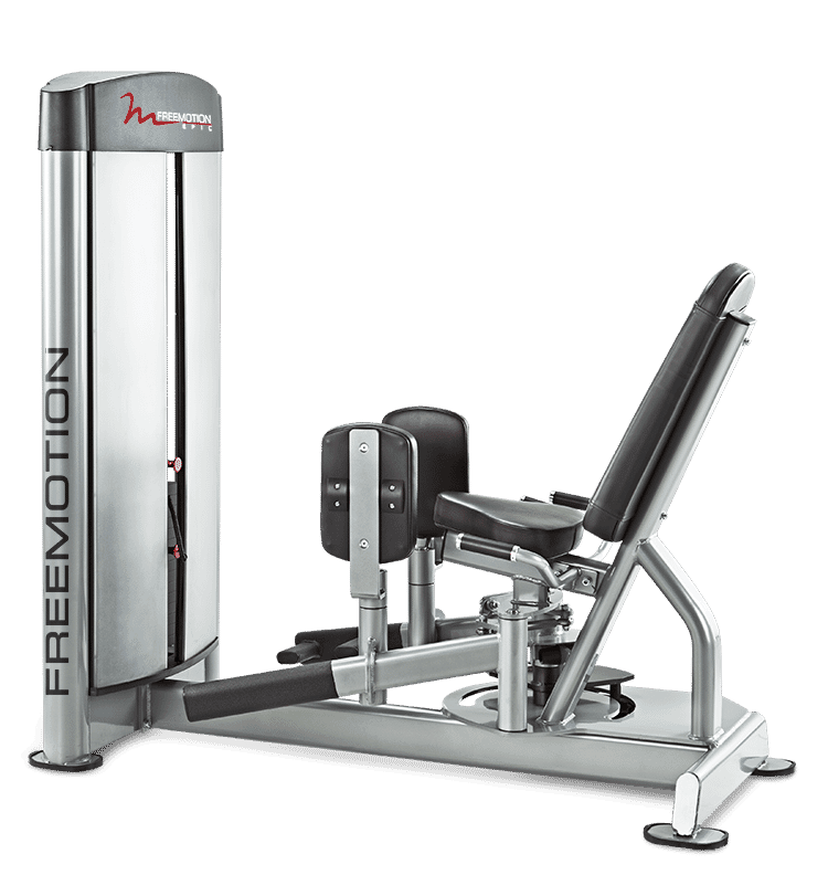 Free Motion Epic Selectorized Hip Adduction Abduction