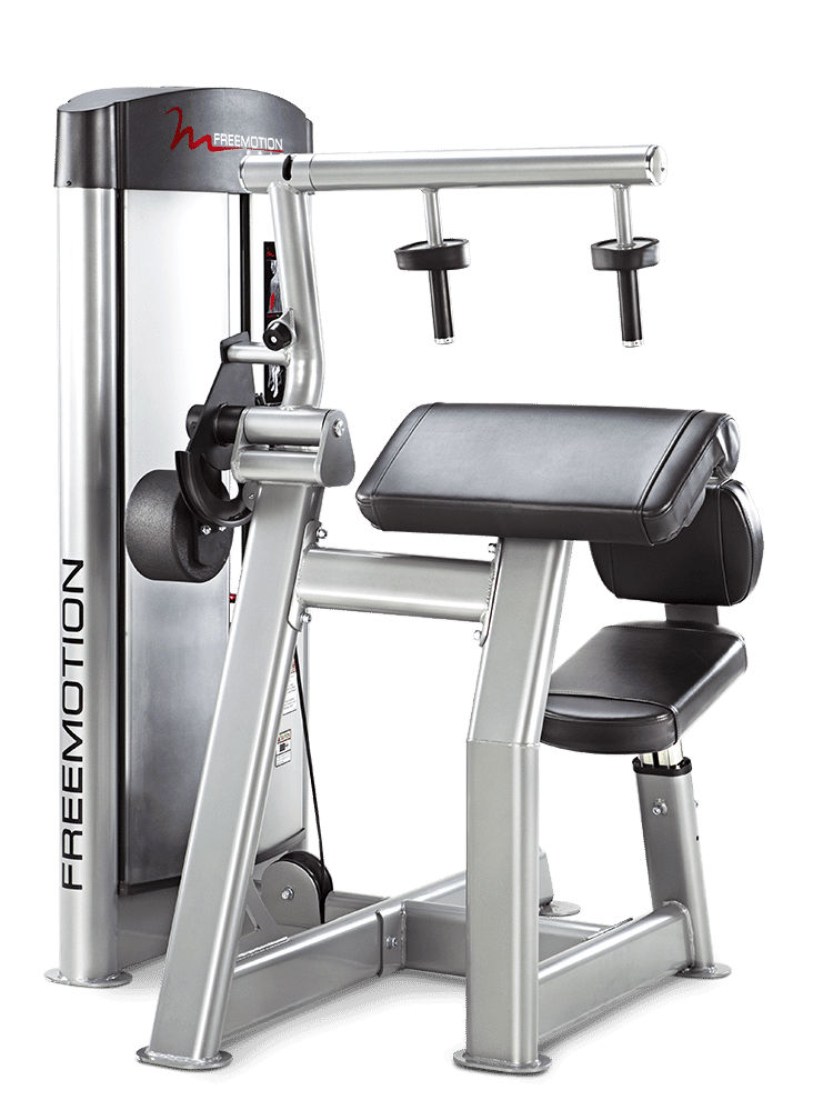 Free Motion Epic Selectorized Tricep