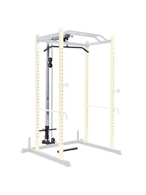 Fit 505 Power Rack Lat Pull Down Attachment Add On