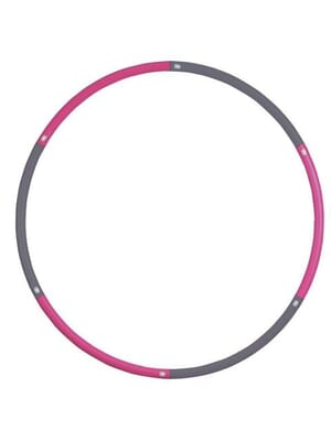 Jasmine Fitness Weighted Hu La Hoop 24lbs