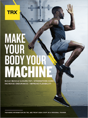 TRX ST MYBYM Commercial Poster