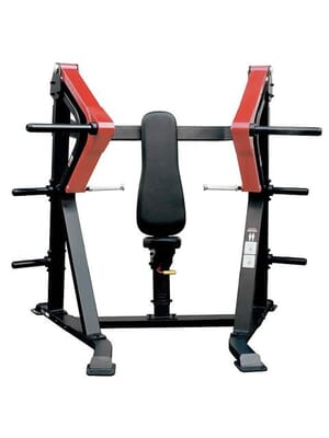 Iron Series Plate Loaded Element Fitness Iron 7001 Chest Press Plate Loaded