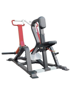 Iron Series Plate Loaded Element Fitness Iron 7017 Seated Calf Raise